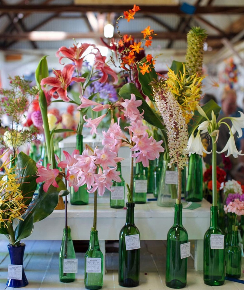 New this year: Enter our Old-School Flower Show