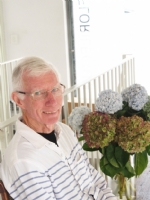 Meet Gil Teague, garden specialist bookseller