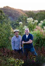 Visit: Highfields - The garden of Clover Hills David Kennedy and Andrew Dunshea