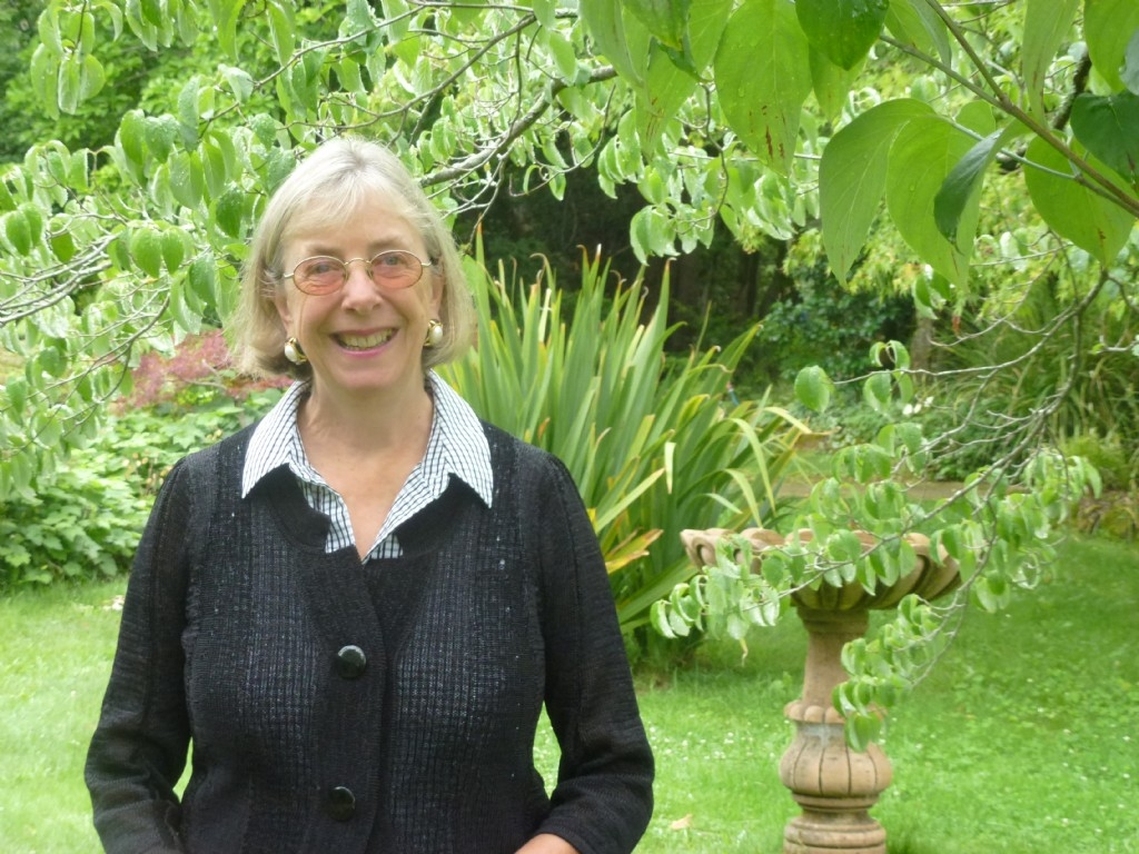 Meet: Peta Trahar, co-founder, Collectors' Plant Fair